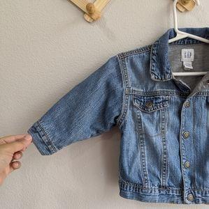 BABY GAP classic denim jacket